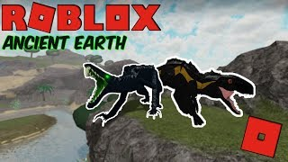 Roblox Ancient Earth - THE DARK WRAITH! (R.I.P Indoraptor)