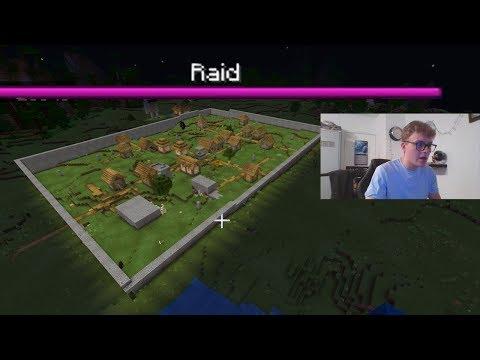 Can My Village Survive A Pillager Raid?