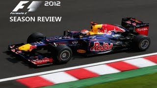 Formula 1 2012 Season Review