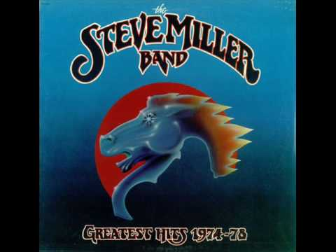 """Serenade"" Steve Miller Band (lyrics)"