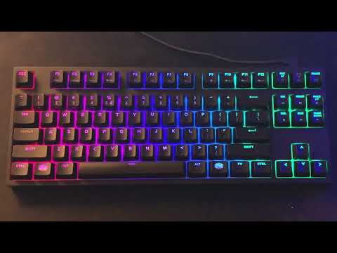 Should you buy a CoolerMaster Masterkeys Pro S RGB? | Review
