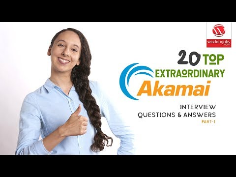 Akamai Technologies Interview Questions And Answers 2019 Part-1 | Akamai Technologies