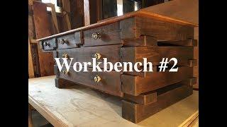 組立て・分解可能な作業台を作る/Assembly-Disassembly Workbench [subtitles available]