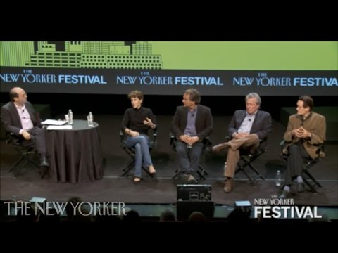 Sleuthing - The New Yorker Festival