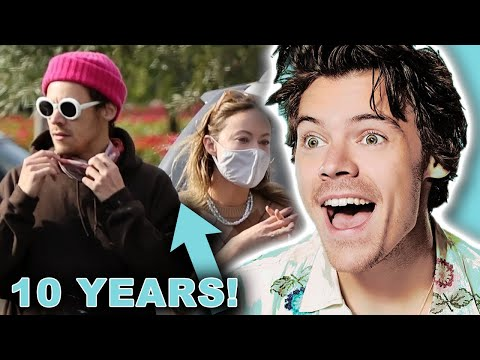 Harry Styles & Olivia Wilde's Age Gap Is RUINING Their Relationship! | Hollywire