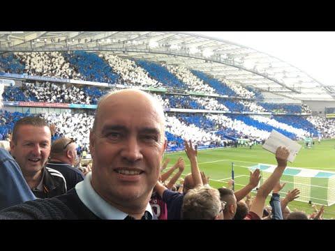 Vlog: Brighton 0-2 Man City (12/08/17)
