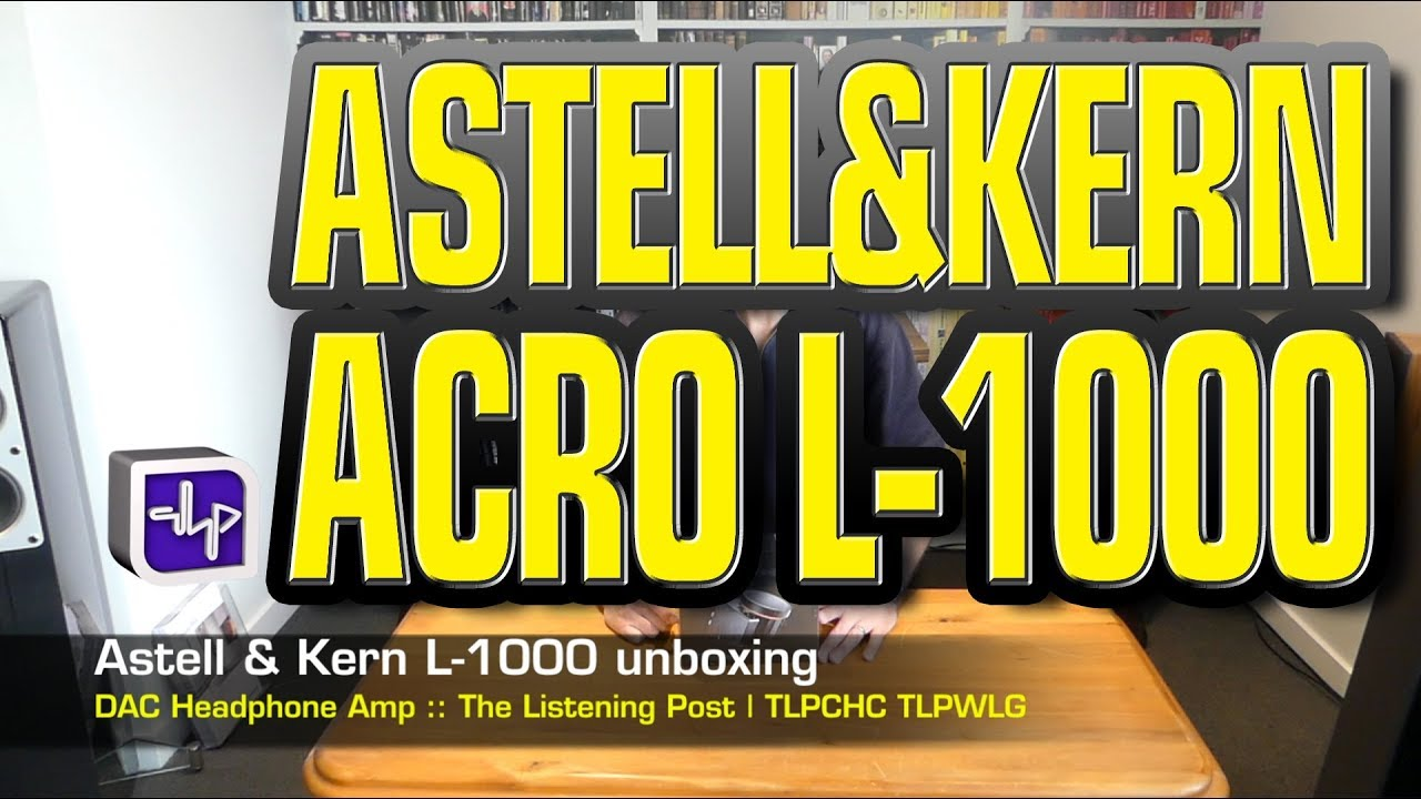 Astell Kern L 1000 Headphone Amplifier Unboxed The Listening Ideas About Buffer On Pinterest Audio Post Tlpchc Tlpwlg