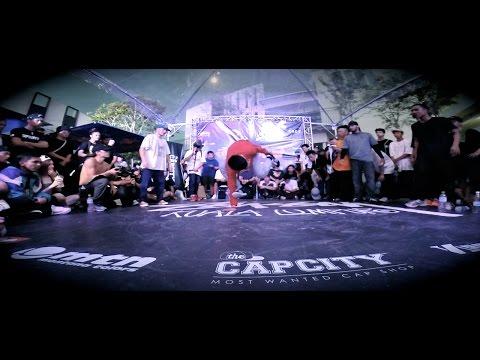 Bboy 7 to Smoke | Malaysia Got Hip Hop 2016