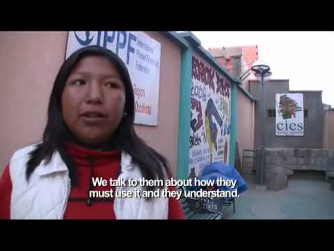 Investing in the Dignity of Street Youth   Guatemala, Peru, Bolivia