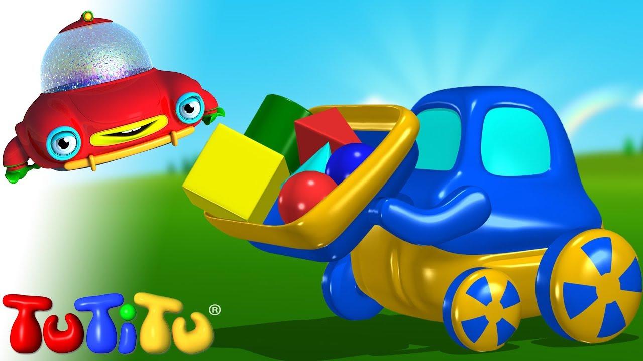 TuTiTu Toys Tractor
