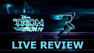 Tron Run/r PS4 Gameplay Commentary