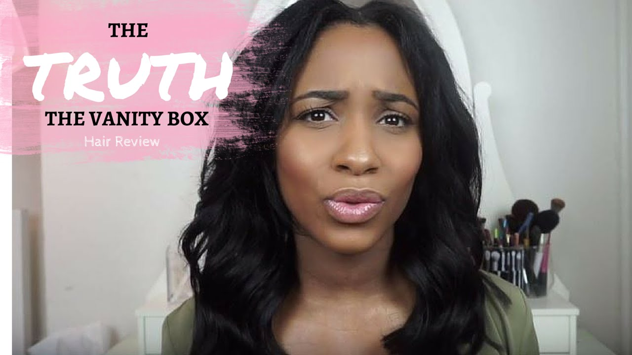 The Truth About The Vanity Box: Hair Review