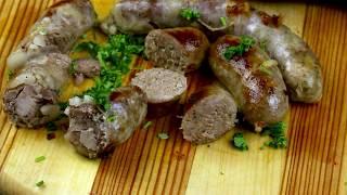 Домашняя колбаса Рецепт приготовления
