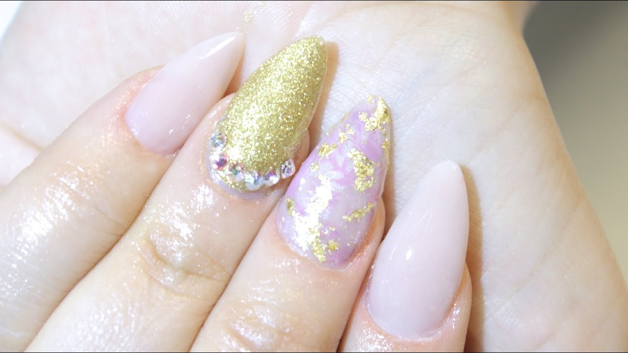 UK Nail Technician Of The Year 2017  11 Times Award Winning Nail Artist  Products from this video were  Sangria Metallic Multi Mix Santa Suit Crys