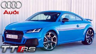 2020 Audi TT RS Exterior, Interior, Drive
