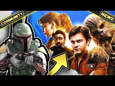 Star Wars Basis Community: Boba Fett in Solo: A Star Wars Story? [News, Community, Q&A]