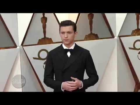 Tom Holland was given a 'really fake' Infinity War script' | Daily Celebrity News | Splash TV