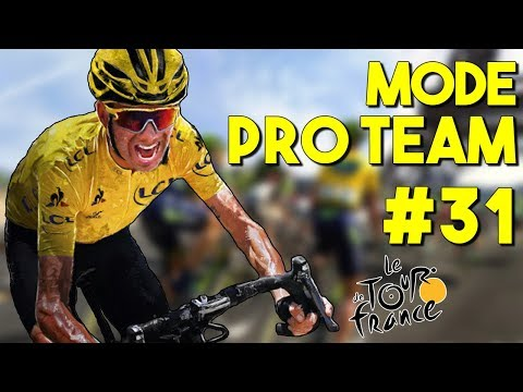 Tour de France 2017 | Mode Pro Team #31 : FROOME BEAUCOUP TROP FORT !!