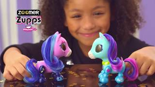 zoomer zupps pretty ponies tv commercial