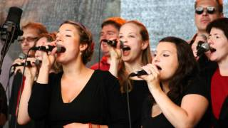We can move mountains - der Song zum Gospelday 2012