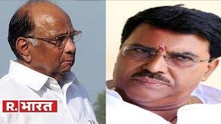 नतीजों से पहले NCP को बड़ा झटका, पार्टी नेता क्षीरसागर होंगे शिवसेना में शामिल