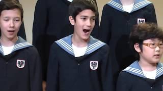 """The Vienna Boys' Choir (Wiener Sängerknaben) - """"Fröhliche Weihnacht"""""""