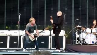 Status Quo - Caroline (Live@Helsinki 15.06.2013)