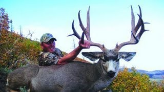 Muzzleloader Mule Deer Hunt on the Henry Mountains - W.D. Martin - MossBack