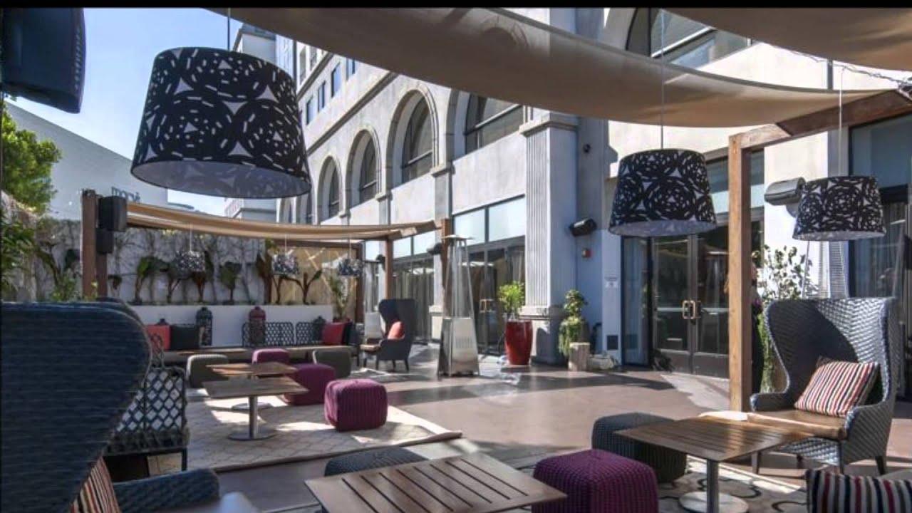 Sofitel Hotel Beverly Hills Restaurant