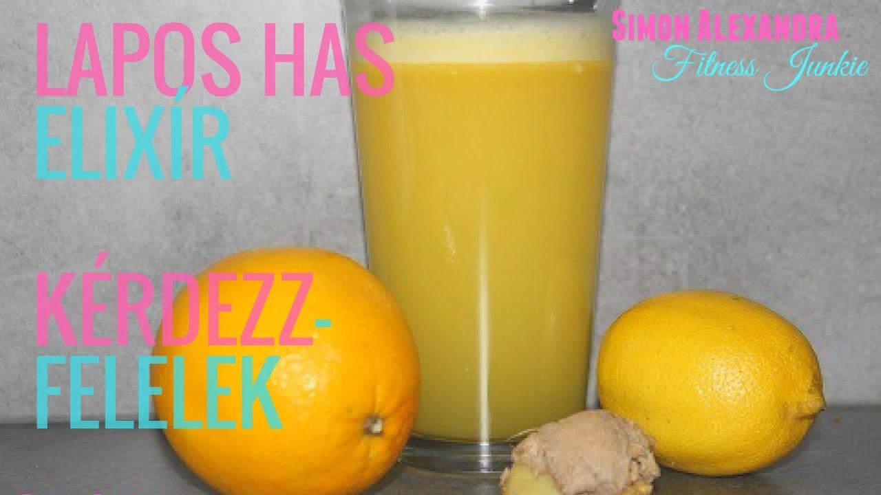 karcsúsító citrus robbanás