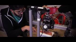 Inka Robotics Tattooing Demonstration