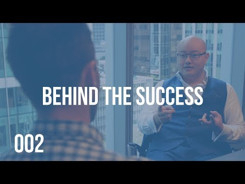 BEING THE SMALL POTATO = SUCCESS | BEHIND THE SUCCESS 002 WITH BENSON SUNG