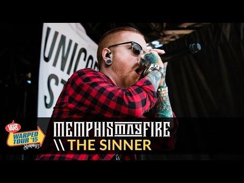 Memphis May Fire - The Sinner (Live 2015 Vans Warped Tour)