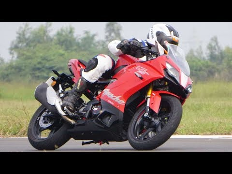 TVS Apache RR 310 - Supersport For Daily Use | MotorBeam