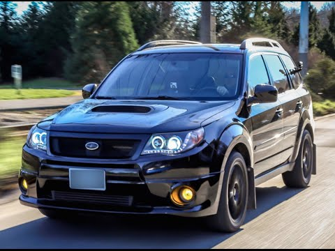 500+ HP Subaru Forester - One Take
