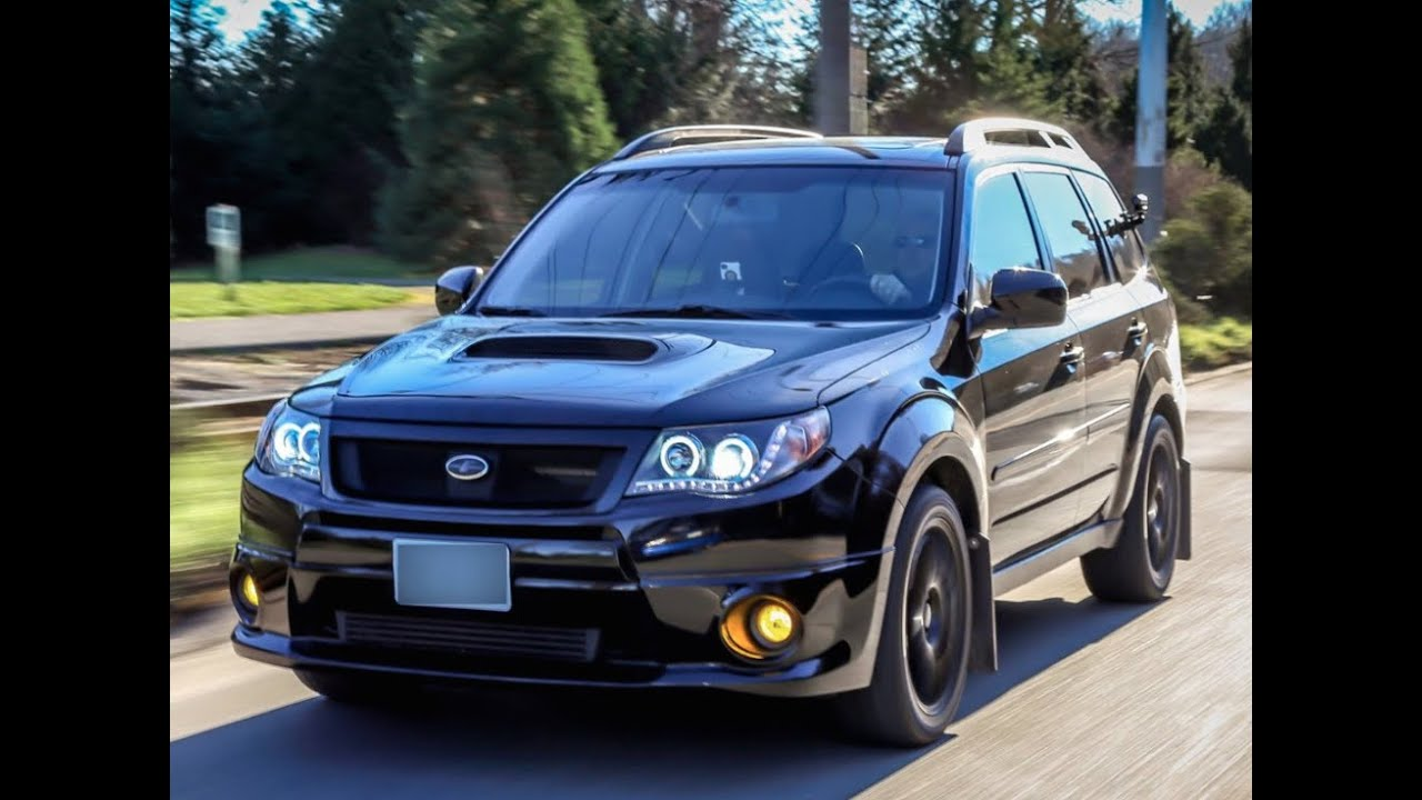 500 Hp Subaru Forester One Take Youtube