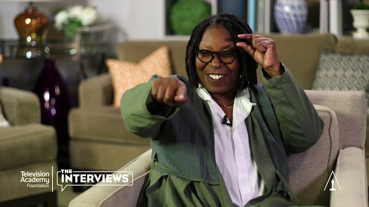Download Whoopi Goldberg on how a childhood lie informs her performing - TelevisionAcademy.com/Interviews