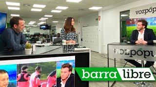 La Superliga, el 'chiringuito' de la CEOE y la Iglesia se suma al Bizum | 'Barra libre 51' (20/4/21)