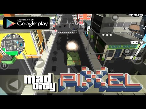 Mad City Pixel's Edition (Trailer)