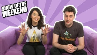 Show of the Weekend: Hyrule Warriors on Switch and Jane's Formidable Warrior Quiz