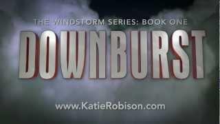 Downburst Official Book Trailer HD