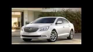 2015 Buick LaCrosse changes and price