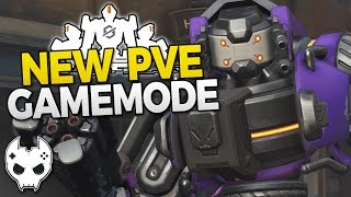 Overwatch UPRISING EVENT - NEW PVE GAMEMODE - NULL SECTOR