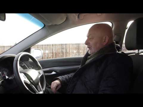 Hyundai i40 Car Review by Ken Gibson HD