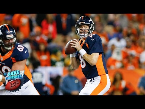 Will Peyton Manning End Up in Los Angeles? | Dave Dameshek Football Program | NFL