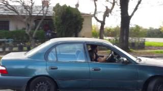 Drift in a 96 Toyota Corolla YouTube Videos