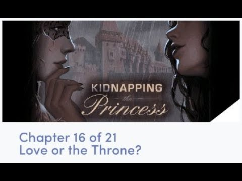 Chapters - Interactive Stories - Kidnapping The Princess Chapter 16
