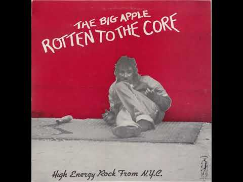 The Big Apple Rotten To The Core NYC Comp LP