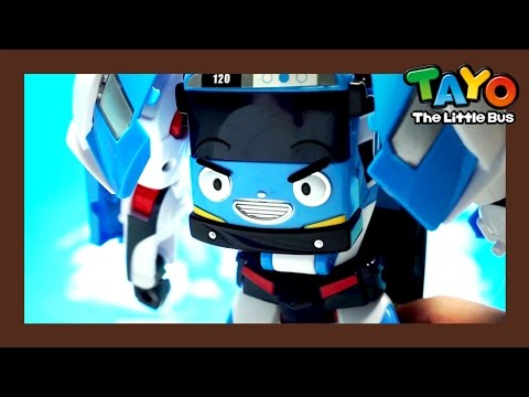 Robot King Tayo Part 1&2 Compilation l Tayo's Toy Adventure #20 l Tayo the Little Bus