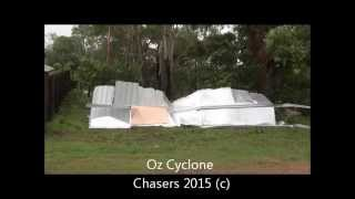 Severe Tropical Cyclone Nathan Chase - Cooktown